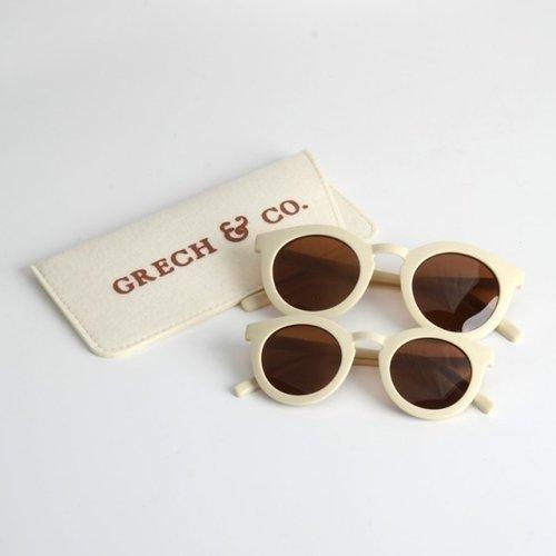 Grech & Co  Kinderzonnebril   Buff