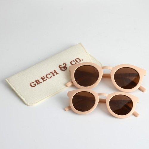 Grech & Co  Kinderzonnebril | Shell