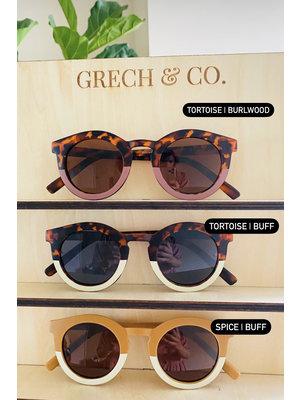 Grech & Co  Zonnebril gepolariseerd 16+ | spice + buff