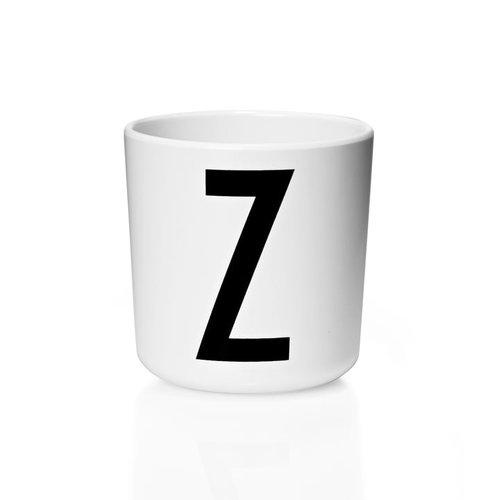 Melamine drinkbeker |  letter Z