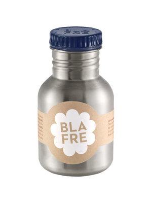 Blafre Blafre rvs drinkflesje   300 ml donker blauw