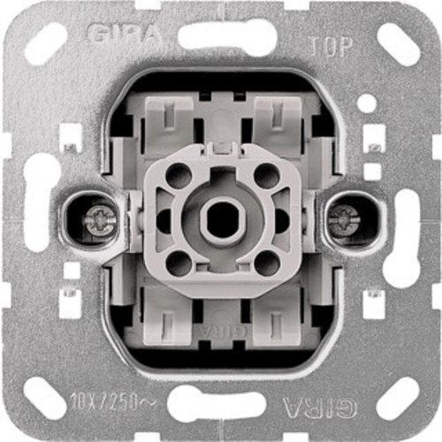 Gira GIRA Basiselement -  Kruis schakelaar   010700