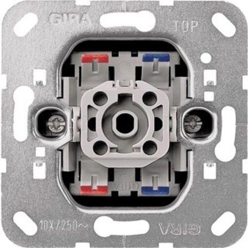 Gira GIRA Basiselement - 2-polige schakelaar   010200