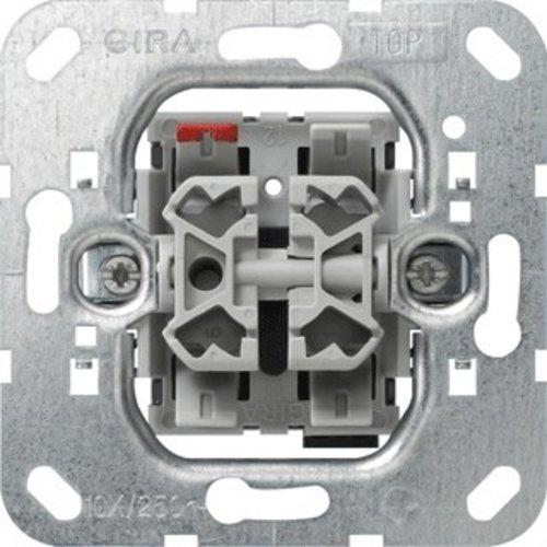 Gira GIRA Basiselement - Jaloezie drukschakelaar | 015800