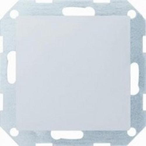 Gira GIRA Blindplaat Zuiver wit (hagelwit) 026803