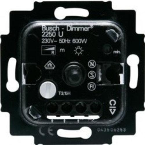Busch-Jaeger Busch Jaeger standaard dimmer 60-600W 2250 U