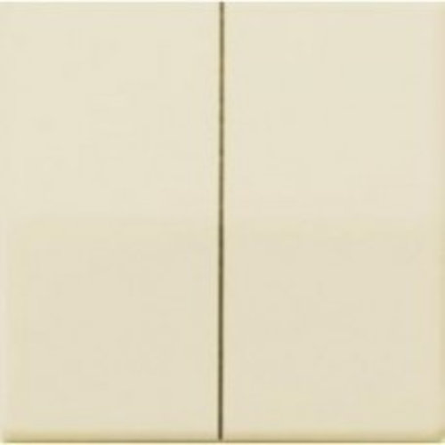 Jung JUNG Bedieningswip serie/wissel-wissel wit (creme) AS591-5