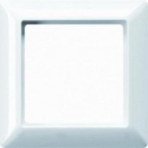 Jung JUNG Afdekraam 1voudig Alpin wit (hagelwit) AS581WW