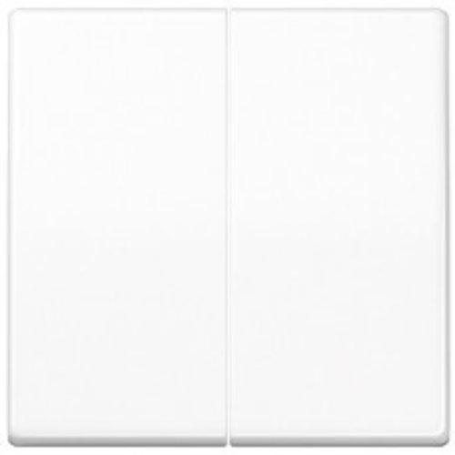 Jung JUNG Bedieningswip serie/wissel-wissel Alpinwit (hagelwit) AS591-5WW