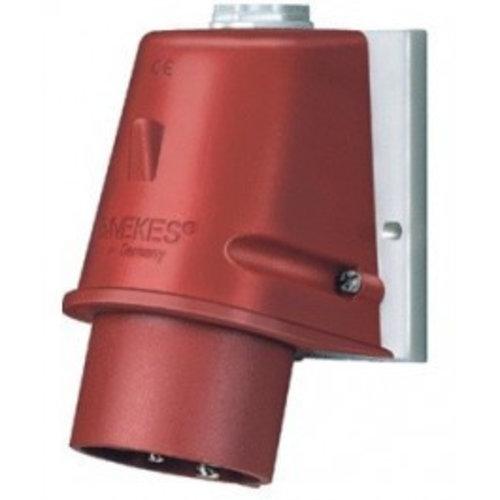 Mennekes Mennekes CEE Opbouwsteker 16A 5-polig 400V IP44