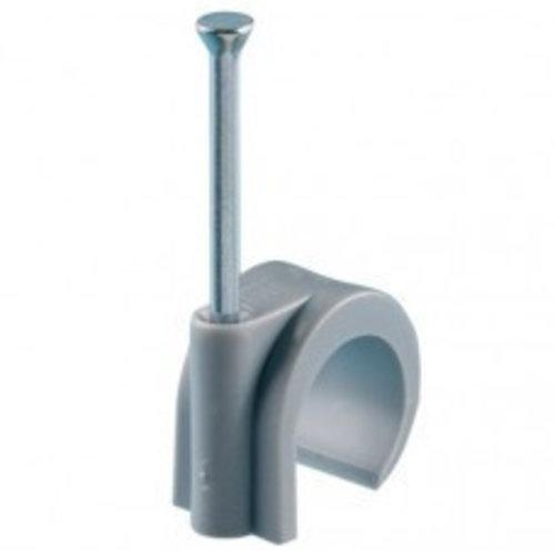 MEPAC MEPAC spijkerclip 8/10 mm grijs