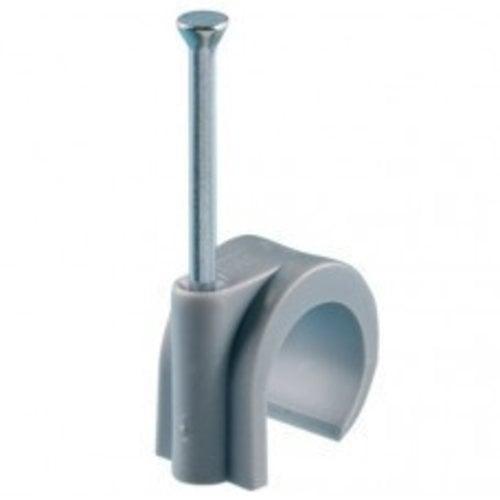 JMV JMV spijkerclip 11/15 mm grijs