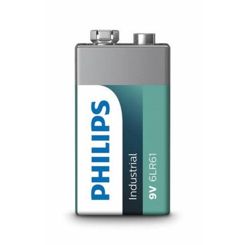 Philips Philips | Industrial 6LR61, 9 V, Alkaline
