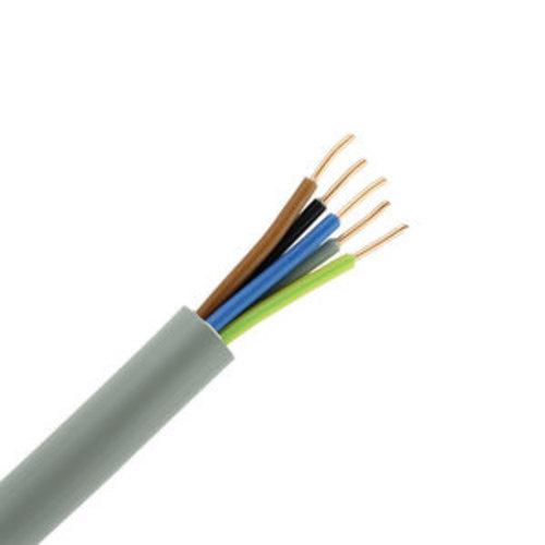 Kabel YMVK D11272F3 DCA 5 x 4 mm2 per meter
