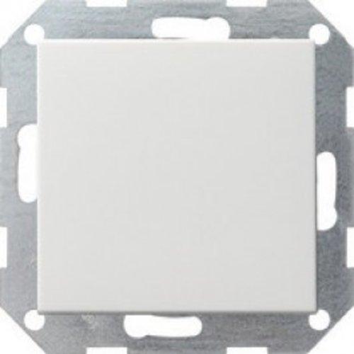 Gira GIRA drukvlakschakelaar wisselschakelaar systeem 55 Zuiver wit (hagelwit) 012603