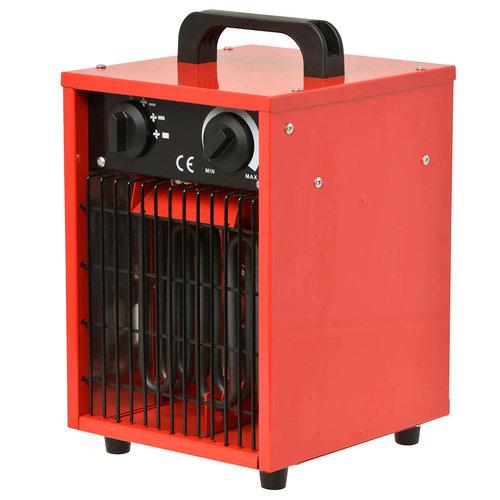 Industriële ventilatorkachel 3000W 3-standen