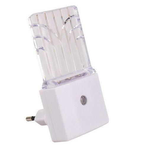 LED NACHTLAMP 7900K + LICHT/DONKER SENSOR