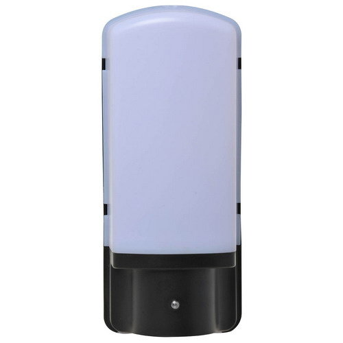 BigBright Buitenlamp Zwart Met Schemersensor - Fitting E27