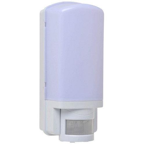 BigBright Buitenlamp Wit Met Bewegingsensor - Fitting E27