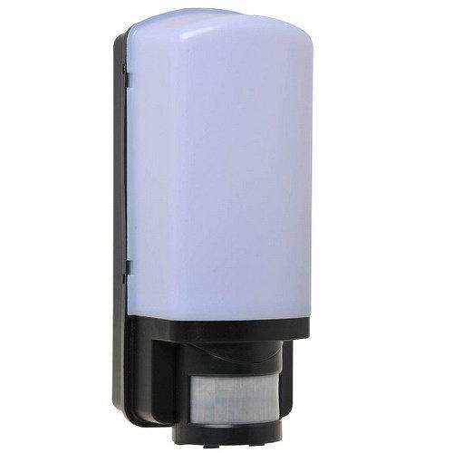BigBright Buitenlamp Zwart Met Bewegingsensor - Fitting E27