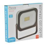 Nova LED Straler / Bouwlamp SL30 Slimeline 30 Watt - 4000K - 2500 Lumen