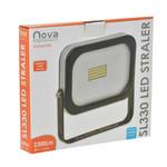 Nova LED Straler / Bouwlamp SL330 Slimeline 30 Watt - 3000K - 2300 Lumen