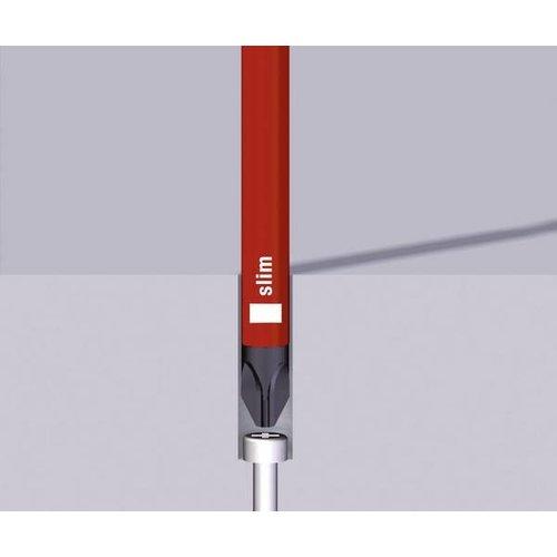 Wiha Wiha 3201SF K6 SlimFix schroevendraaierset VDE 6-delig