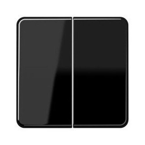 Jung Jung CD500 serie schakelwip zwart - CD595SW