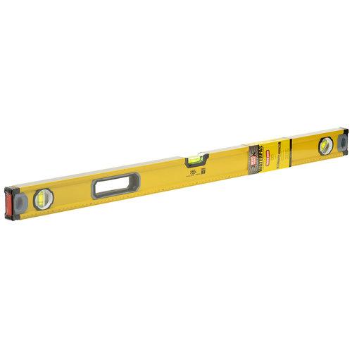 MVC Tools Aluminium Waterpas met 3 Libellen en Magneet - Lengte 100 cm.