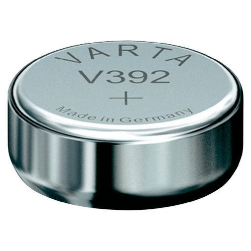 Varta Varta 392 zilveroxide knoopcel (SR736W / SR41)
