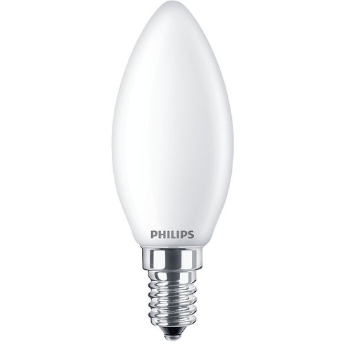Philips Philips Classic led led-lamp e14 2,2W kaars 827 2700K 250LM - 70637400