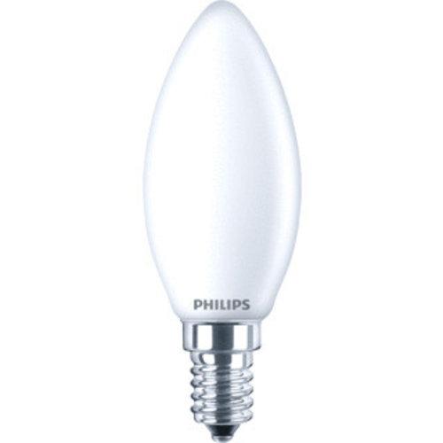 Philips Philips Classic led led-lamp e14 4,3W kaars 827 2700K 470LM - 70639800