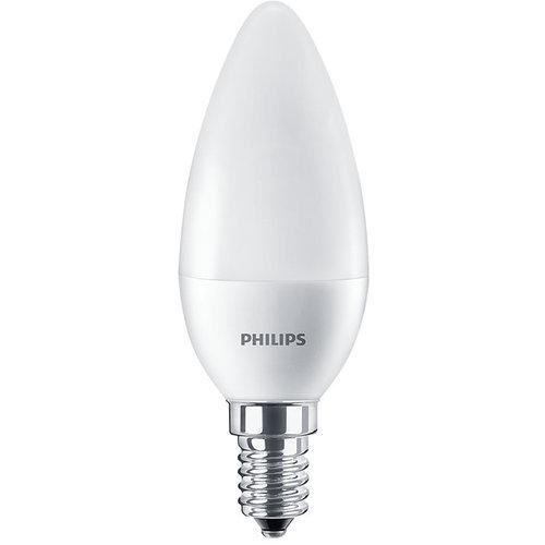 Philips Philips Corepro led led-lamp e14 7W kaars 827 2700K 806LM - 70299400