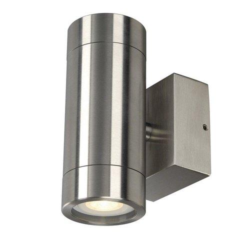 SLV SLV ASTINA STEEL - Buitenlamp 233302