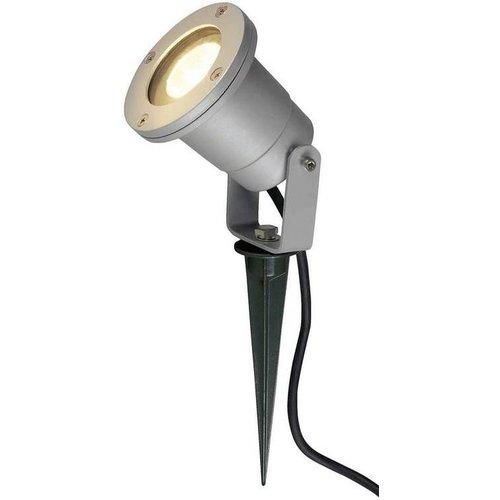 SLV SLV Nautilus tuinverlichtingsarmatuur spike kabel en stekker hoogvolt halogeenlamp grondpen - 227418
