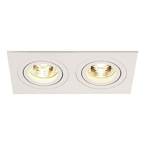 SLV SLV New tria spot hoogvolt halogeenlamp 35-50W ip20 gu10 - 113512