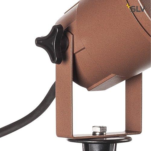 SLV SLV Vloerlamp groot led bruin - 1001964