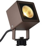 SLV SLV Vloerlamp 10 spike led bruin 3000K - 1001937