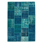 DF0062012-7 Turquoise Rug