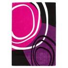 DF0062012-39 Fuchsia / Purple Carpet