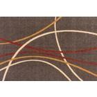 DF0062012-165 Bruin Vloerkleed