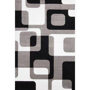 Argent DF0062012-281 / Noir Tapis