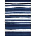 DF0062012-295 Blauw Vloerkleed