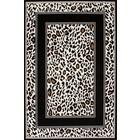 DF0062012-296 imprimé léopard Tapis