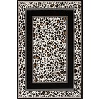 DF0062012-296 Leopard print Floor cover