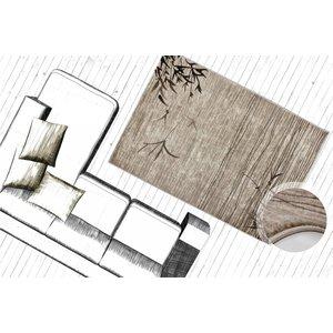 DF0062012-411 Beige Carpet