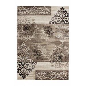 DF0062012-415 Beige Carpet