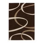 DF0062012-504 Mocha / Beige Carpet