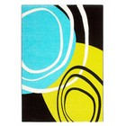 DF0062012-547 Aqua / Green Rug