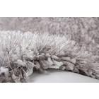 DF0062012-577 Zilver / Wit Vloerkleed